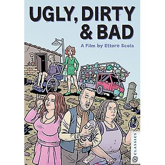 Ugly Dirty & Bad [DVD] USA import