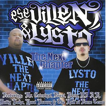 Ese Villen & Lysto - Next Chapter [CD] USA import