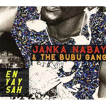Janka Nabay & Bubu bande - En Yay Sah [CD] USA importerer
