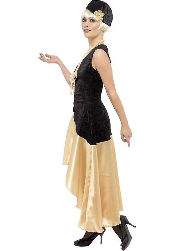 20's Charleston dress women's Gatsby 20ies Dixieland costume