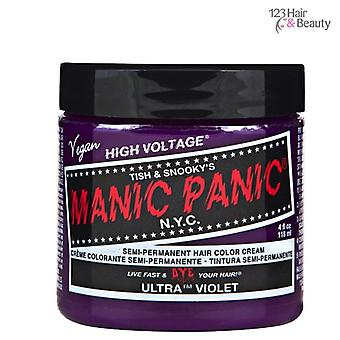 Manic Panic Manic Panic Semi–Permanent Hair Color - Ultra Violet