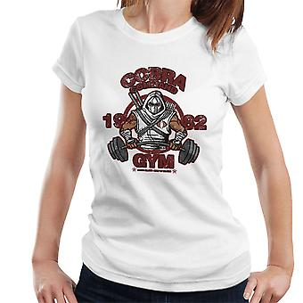 Cobra kommando Gym GI Joe Storm Shadow kvinder T-Shirt