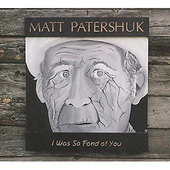 Matt Patershuk - blev så glad for du [CD] USA import
