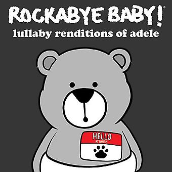 Rockabye Baby - Adele Lullaby Renditions [CD] USA import