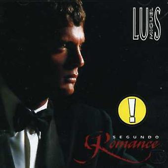 Luis Miguel - Segundo Romance [CD] USA import