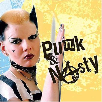 Punk & Nasty - importación de los E.e.u.u. punky y desagradable [CD]