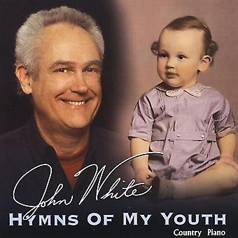 John White - Hymns of My Youth [CD] USA import