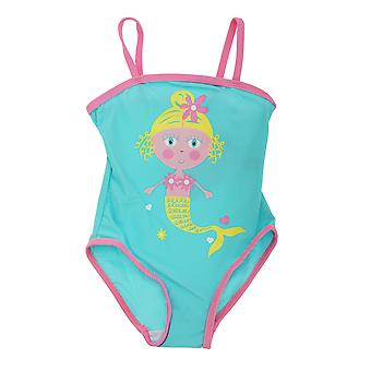 Baby Girls Mermaid Swimsuit