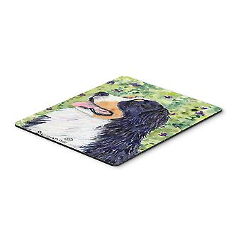 Carolines Treasures  SS8706MP Bernese Mountain Dog Mouse Pad / Hot Pad / Trivet