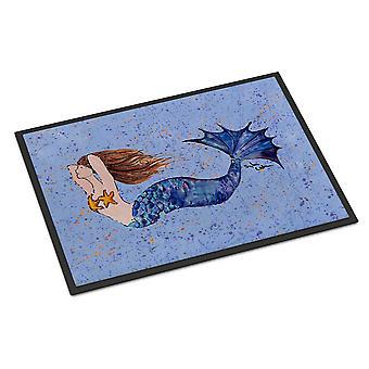 Carolines Treasures  8337-JMAT Mermaid  Indoor or Outdoor Mat 24x36 8337 Doormat