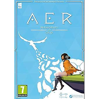 AER - Memories of Old PC DVD Game