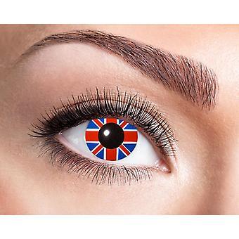Union Jack lenses
