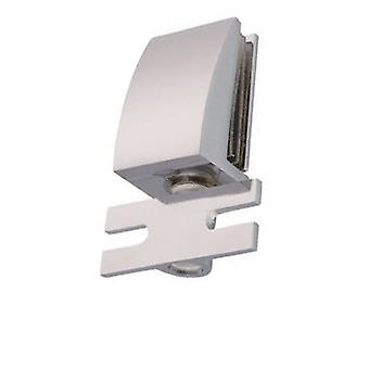 Shower Door Glass Pivot Hinge | 25mm Hole to Hole