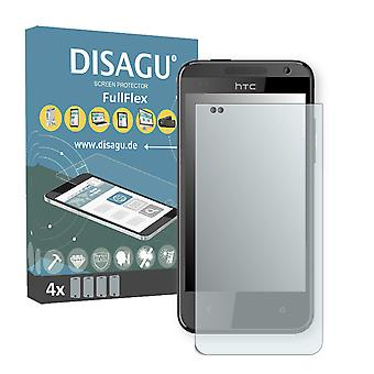 HTC Z3 display protector - DISAGU FullFlex protector