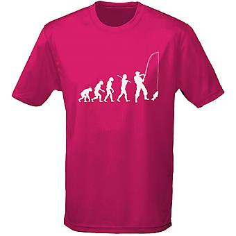 Fiske Evo Evolution Kids Unisex T-Shirt 8 färger (XS-XL) av swagwear