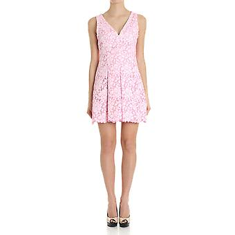 Boutique Moschino ladies A041108391239 pink cotton dress