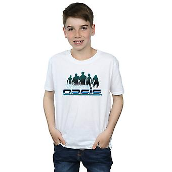 Ready Player One Boys Welcome To The Oasis T-Shirt