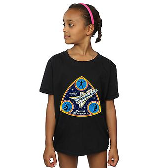 NASA Girls Classic Spacelab Life Science T-Shirt
