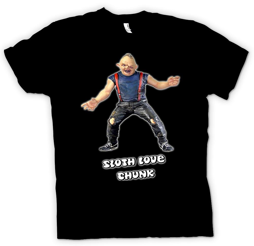 Kids T-shirt - Sloth - Goonies - Love Chunk