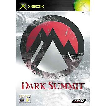 Dark Summit (Xbox) - Factory Sealed