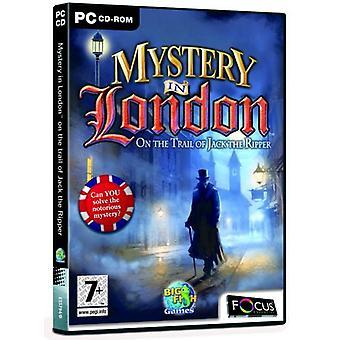 Mysterie op het spoor van Jack the Ripper (PC CD) in Londen