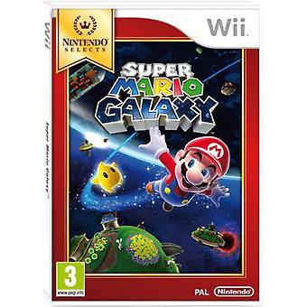 Sélectionne de Nintendo Super Mario Galaxy (Nintendo Wii)