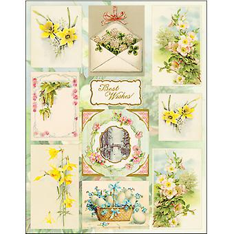 Penny Black Stickers-Oh Spring!