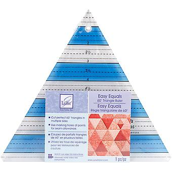 Easy Equilaterals Ruler-