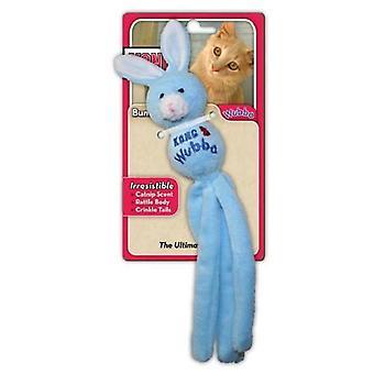 KONG gato Wubba Bunny