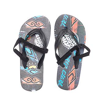 Rip Curl Multico Brush Strokes Kids Flip Flop