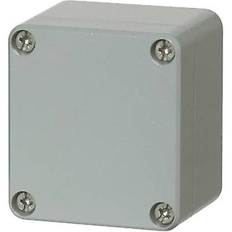 Fibox ALN 060605 Universal enclosure 60 x 66 x 46 Aluminium Silver-grey (RAL 7001, powder-coated) 1 pc(s)