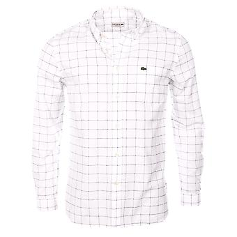 Long sleeves shirt White CH3946 Lacoste Man