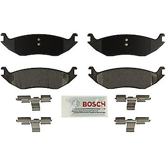 Bosch BE967H Blue Disc Brake Pad Set with Hardware