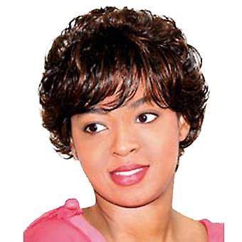 Fashion women short straight E 3325 professional wig