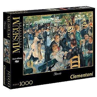 Puzzel 1000 Museum Renoir