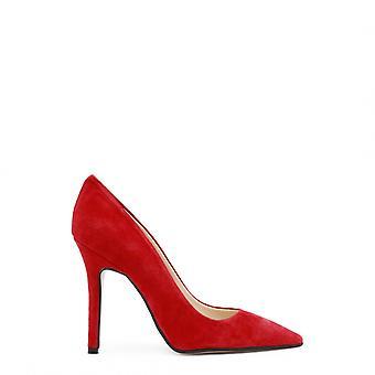 Made in Włochy pompy czerwony emocje kobiet