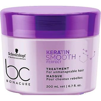 Schwarzkopf Professional Bc Bonacure Keratin Smooth Perfect Treatment 200 ml