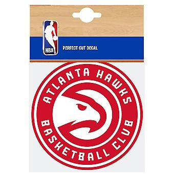 Fanatics 10x10cm sticker - NBA Atlanta Hawks