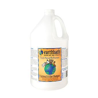 Earthbath オートミール ・ アロエ シャンプー 3.8 L