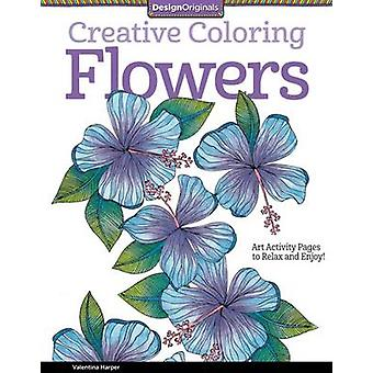 Flowers by Valentina Harper - 9781574219708 Book