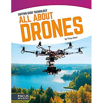 All About Drones by Tracy Abell - 9781635170689 Book