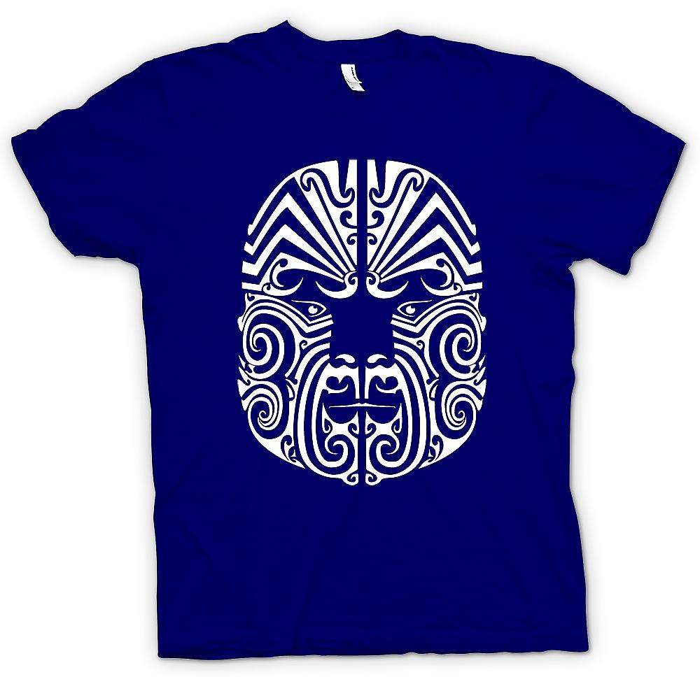 Heren T-shirt-Mauri Tribal Tattoo Design