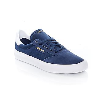 Adidas Collegiate Navy-Footwear White 3MC Shoe
