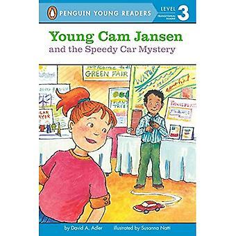 Young Cam Jansen and the Speedy Car Mystery (Penguin Young Readers Young Cam Jansen - Level 3