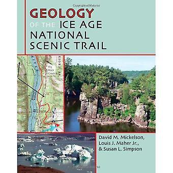 Geologi av Ice Age National Scenic Trail