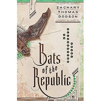 Bats of the Republic: An Illuminated Novel