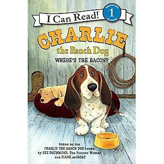 Charlie der Ranch Hund: wo ist der Speck? (Ich kann Bücher lesen: Stufe 1)