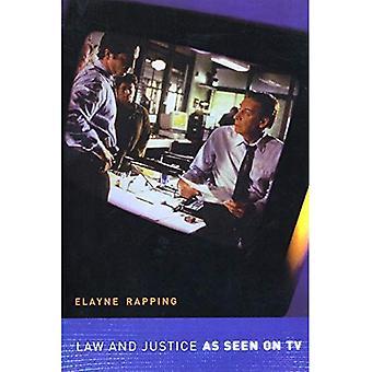 Lov og rettferdighet som sett på TV