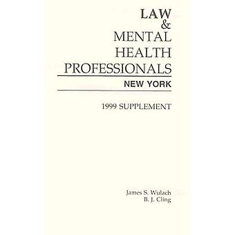 Law & Mental Health Professionals New York 1999