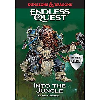 Dungeons & Dragons: Into the Jungle: An Endless Quest Book (Endless Quest)